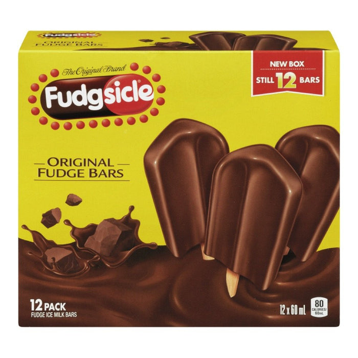 GOOD-HUMOR FUDGESICLE 12X60 ML