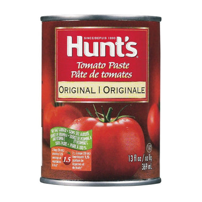 HUNT'S PÂTES DE TOMATES 369 ML