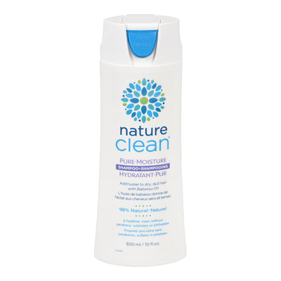 NATURE CLEAN SHAMPOOING HYDRATANT PUR 98% NATUREL 300ML