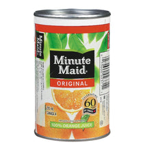 MINUTE MAID JUS D'ORANGE ORIGINAL  295 ML