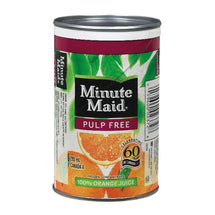 MINUTE MAID JUS D'ORANGE SANS PULPE SURGELÉE 295 ML