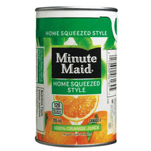 MINUTE MAID JUS D'ORANGE PRESSE MAISON SURGELÉE 295 ML
