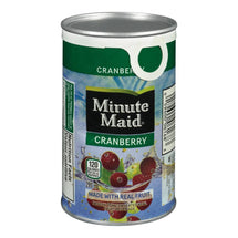 MINUTE MAID PUNCH AUX CANNEBERGES SURGELÉE 295 ML