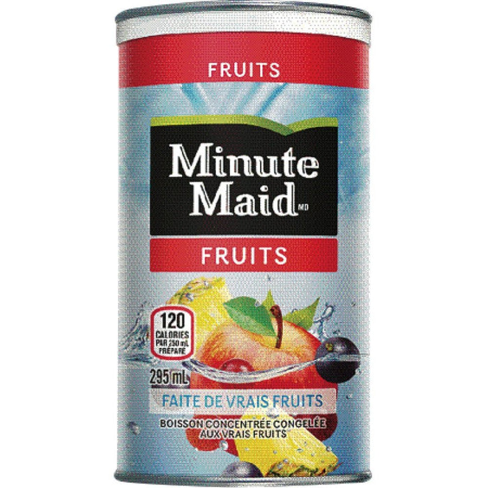 MINUTE MAID PUNCH AUX FRUITS SURGELÉE 295 ML