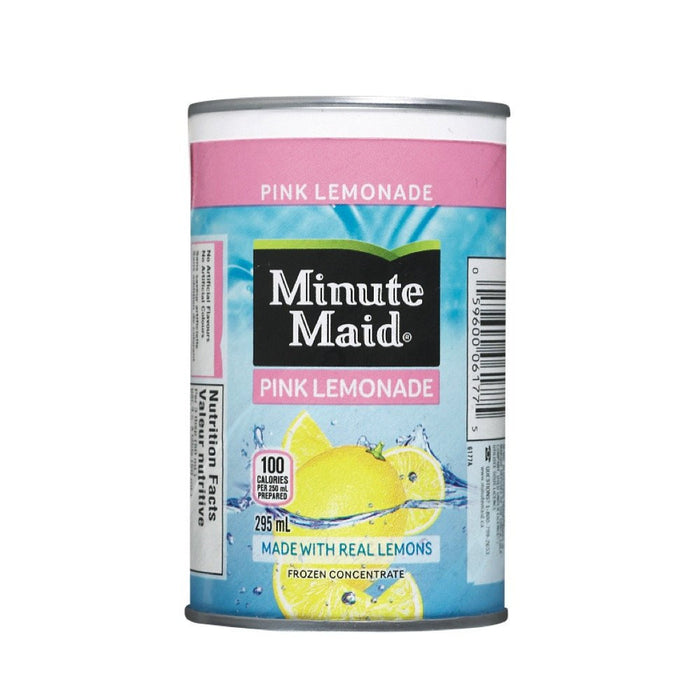 MINUTE MAID LIMONADE ROSE SURGELÉE 295 ML