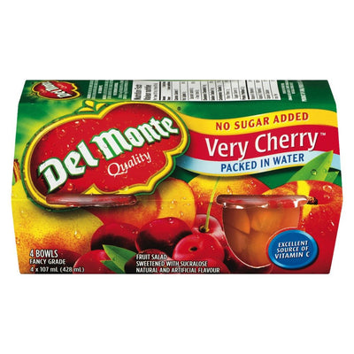 DELMONTE COUPE FRUITS ULTRA CERISE 107 ML