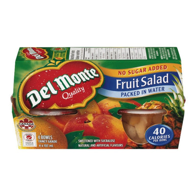 DELMONTE COUPE SALADE DE FRUITS 107 ML