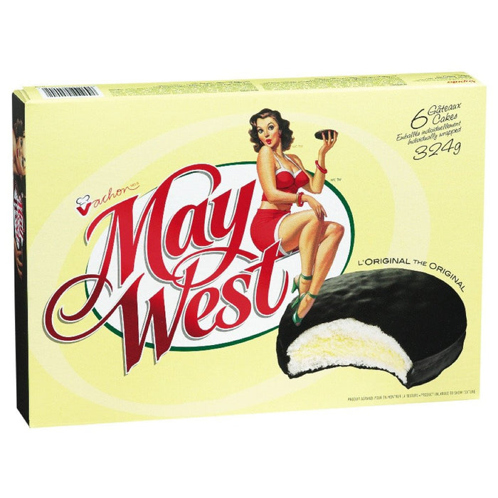 VACHON MAY WEST GATEAUX ORIGINAL 6S 324 G