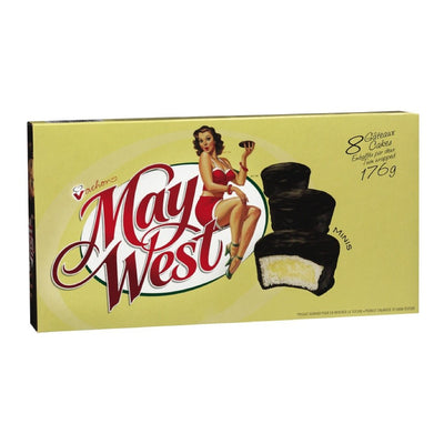 VACHON MAY WEST GATEAUX MINIS 8S 176 G