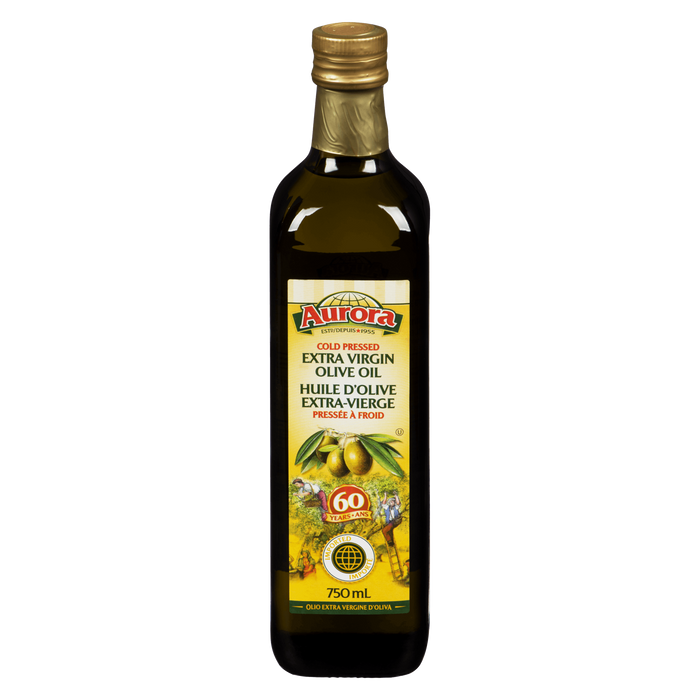 AURORA HUILE D'OLIVE EXTRA VIERGE 750 ML