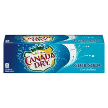 CANADA DRY SODA CLUB 12x355 ML