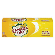 CANADA DRY SODA TONIQUE 12x355 ML