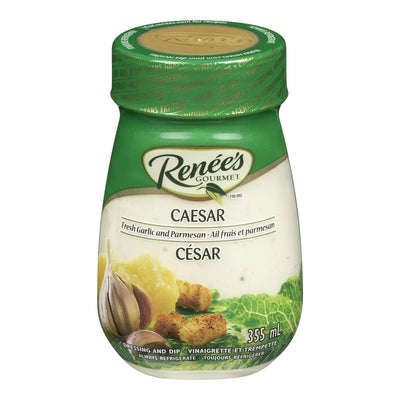 RENEES VINAIGRETTE ET TREMPETTE CESAR 355 ML