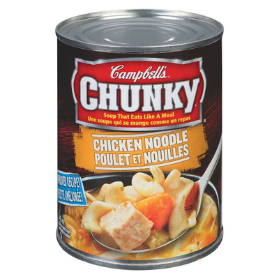CAMBELL CHUNKY SOUPE POULET 540 ML