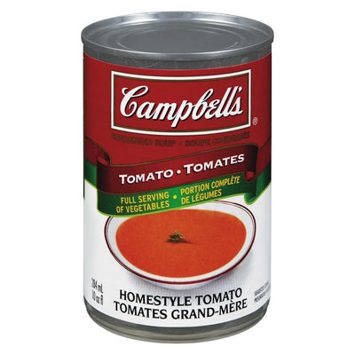 CAMPBELL SOUPE TOMATES GRAND-MERE 284 ML