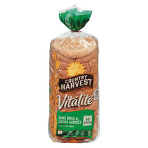 COUNTRY HARVEST PAIN VITALITÉ 14 GRAINS 600 G