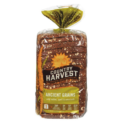 COUNTRY HARVEST PAIN GRAINS ANCIENS 675 G