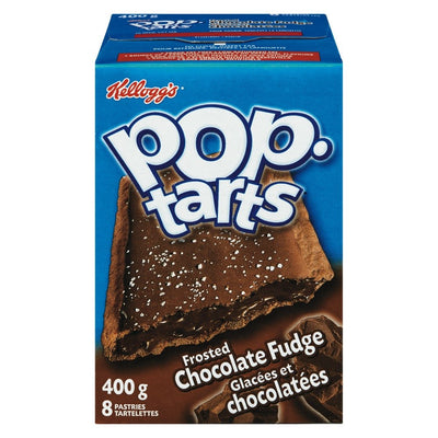 KELLOGG'S POP TARTS FUDGE CHOCOLAT 400 G