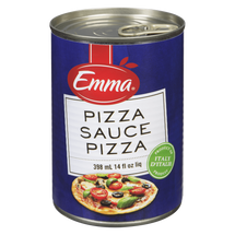 EMMA SAUCE À  PIZZA 398 ML