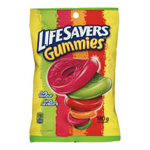 LIFE SAVERS GUMMIES 5 SAVEURS  180 G