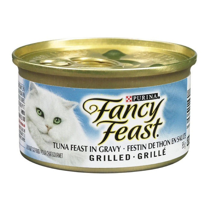 FANCY FEAST NOURRITURE CHAT THON GRILLE 85 G