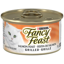 FANCY FEAST NOURRITURE CHAT SAUMON 85 G