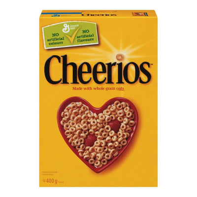 GENERAL MILLS CÉRÉALES CHEERIOS 400 G
