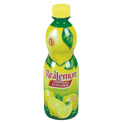 REALEMON JUS DE CITRON CONCENTRÉ 440 ML