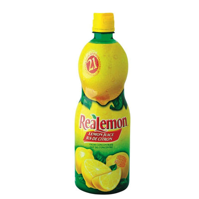 REALEMON JUS DE CITRON CONCENTRÉ 945 ML
