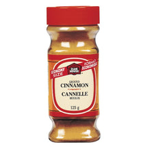 CLUB HOUSE CANNELLE MOULUE  125 G