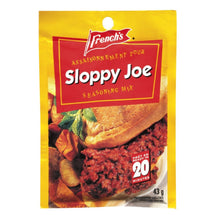 FRENCH'S MÉLANGE SAUCE SLOPPY JOE 43 G