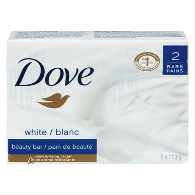 DOVE PAIN DE BEAUTE BLANC 113 G