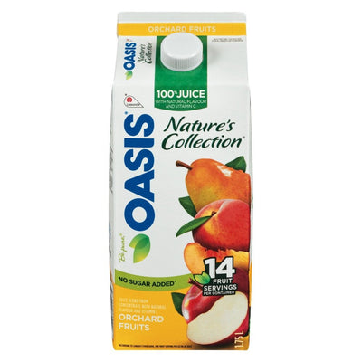 OASIS JUS FRUIT VERGER 1.75 L