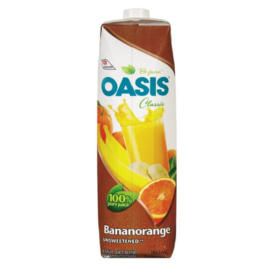 OASIS JUS BANANE ORANGE 960 ML