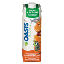 OASIS JUS PUR DEJEUNER ORANGE 960 ML