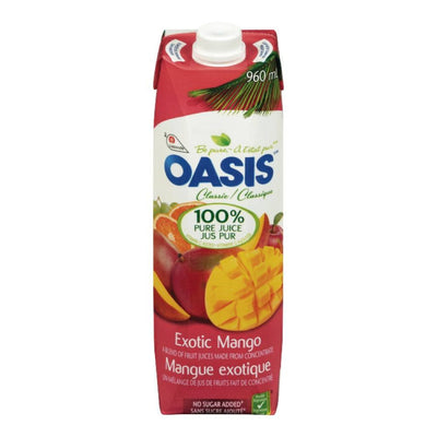 OASIS JUS MANGUE EXOTIQUE 960 ML
