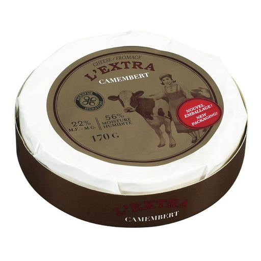 L'EXTRA FROMAGE CAMEMBERT 170 G
