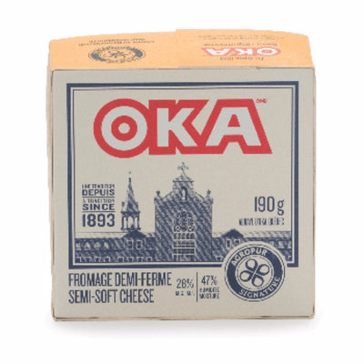 AGROPUR FROMAGE OKA 190 G