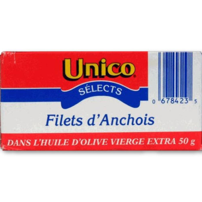 UNICO FILET ANCHOIS 50 G