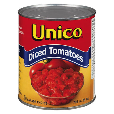 UNICO TOMATES EN DÉS 796 ML
