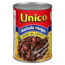 UNICO HARICOT KIDNEY ROUGE SANS SEL 540 ML