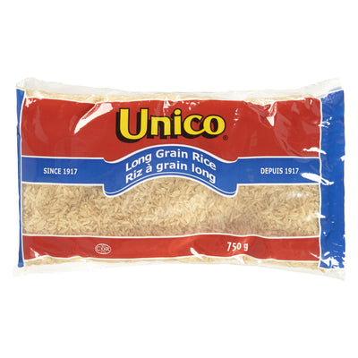 UNICO RIZ À GRAINS LONG 750 G