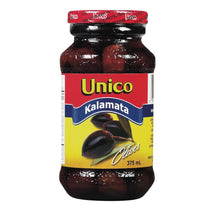 UNICO OLIVES KALAMATA 375 ML
