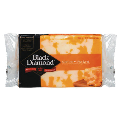BLACK DIAMOND FROMAGE MARBRE 270 G
