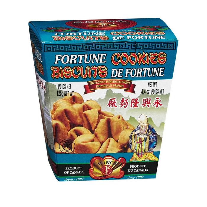 WINGS BISCUITS FORTUNE 125 G