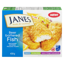 JANES GOBERGE FILETS 450 G