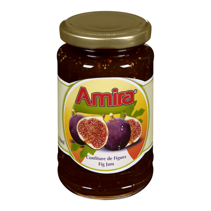 AMIRA CONFITURE DE FIGUES 250 ML