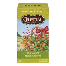 CELESTIAL SEASONINGS TISANE MENTHE POIVREE 20S 31 G