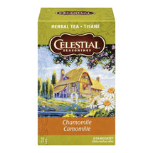 CELESTIAL SEASONINGS TISANE CAMOMILLE 20S 22 G