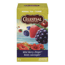 CELESTIAL SEASONINGS TISANE BAIES SAUVAGES 20S 47 G